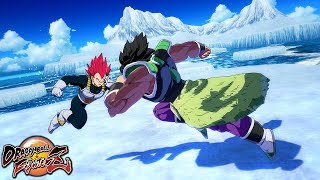 Reenacting Dragon Ball Super Broly - Dragon Ball FighterZ Mods