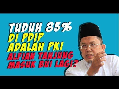 NGENES....Baru Keluar Penjara, Ustad Alfian Tanjung Langsung Diborgol Polisi Lagi