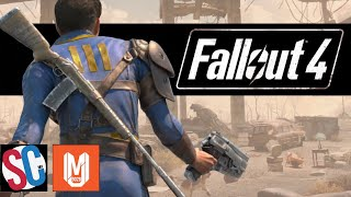 Fallout 4 Funny Moments - MORE MODS CUZ WHY NOT!!!!