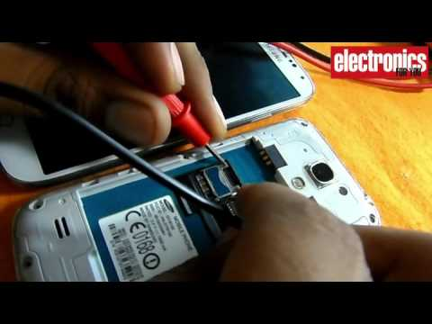 How to check dead mobile with multi-meter || Hindi - YouTube