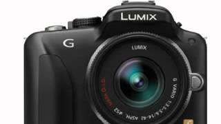 Panasonic LUMIX DMCG3