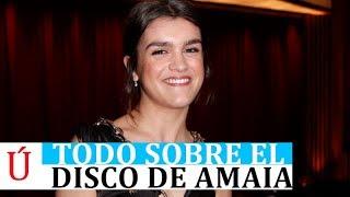 ''El disco de Amaia nos va a sorprender en breve y va a ser espectacular'' Operación Triunfo