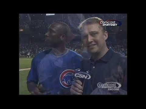 Alfonso Soriano Home Run #18 Walk Off Grand Slam 2009 Chicago Cubs