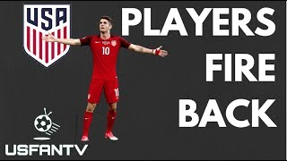 USfanTV: Pulisic, Bradley and other US players fire back at Alexi Lalas