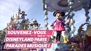 Les Parades Disneyland® Paris en musiques????
