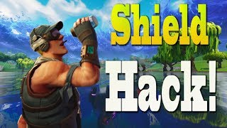 Fortnite SHIELD Potion TRICK that Gets you MORE WINS! (Season 6) | Shield Potion Tips