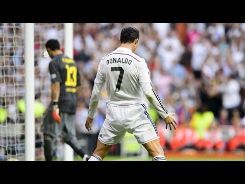 Реал Мадрид 3:1 Барселона Обзор Матча, 25/10/14 Real Madrid Vs FC Barcelona 3-1