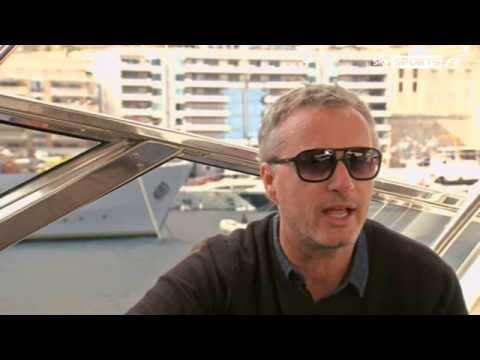 F1 Legends  Eddie Irvine Preview   Video   Watch TV Show   Sky Sports