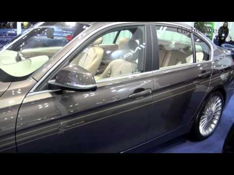 【Tokyo Motor Show 2013】BMW Alpina D3 Bi-Turbo