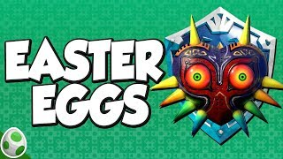 Easter Eggs in Ocarina of Time & Easter Eggs in Majora