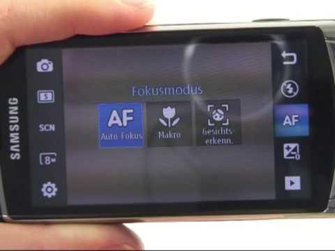 Samsung i8910 HD Test Kamera