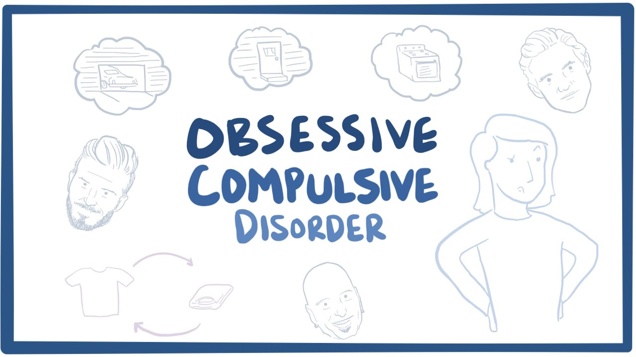 obsessive compulsive disorder ocd causes symptoms pathology