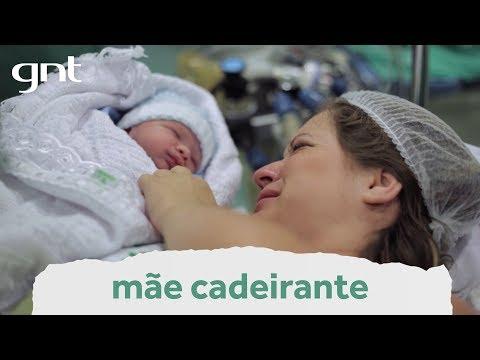 Parto cesárea: mãe paraplégica e os cuidados na hora do parto | Partos Emocionantes