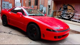 mitsubishi 3000gt vr4 review best sports car for 3 000