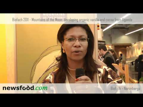 Biofach 2011 - Mountains of the Moon: developing organic vanilla and cocoa from Uganda