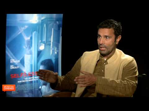 Exclusive Interview: Tarsem Singh Talks Self/Less [HD]