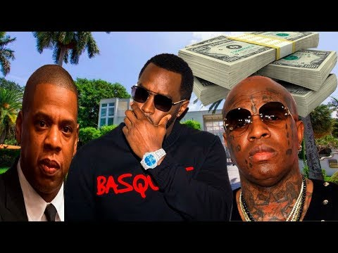 10 Expensive rapper Mansions