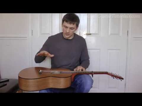 How to play Depth Over Distance By Ben Howard