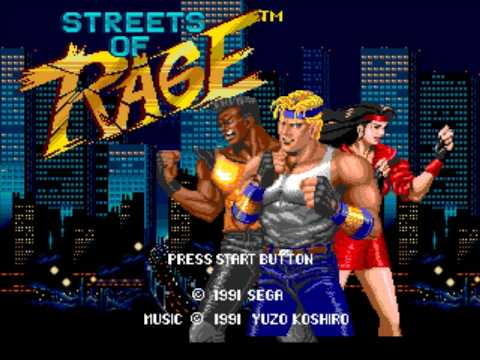 Streets of Rage Theme Remix [Extended Version]
