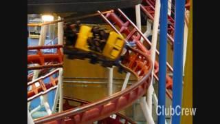 Mindbender - Galaxyland West Edmonton Mall (HD VIDEO)