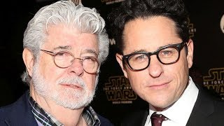 George Lucas WORKING on Episode 9 with JJ Abrams!!!