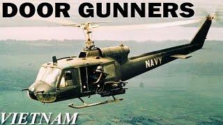 Vietnam War Helicopter Door Gunners - The Shotgun Riders | Us Army Documentary Film