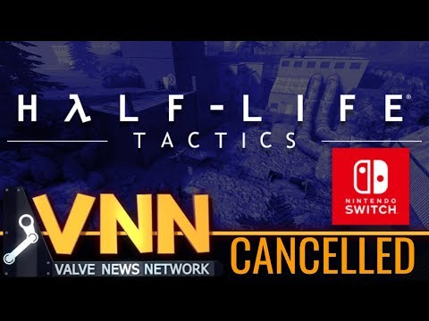 Half-Life: Tactics - Cancelled Valve/Nintendo Switch Game