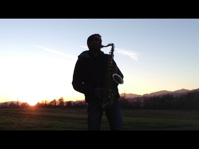 Clueso wenn du liebst Tenor Saxophon Cover