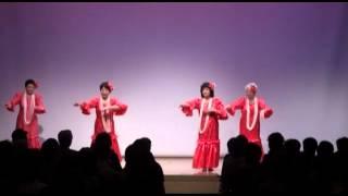 夢のハワイアンコンサート 平成24年7月22日 昭島市公民館.