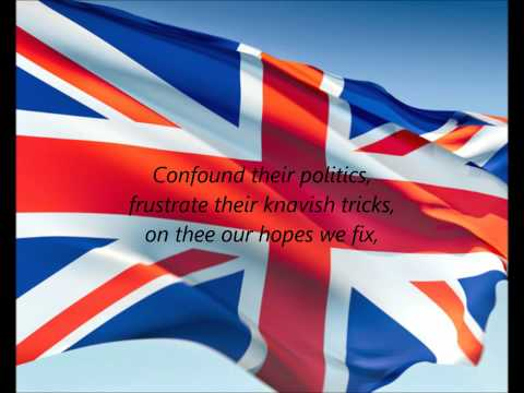 British National Anthem -