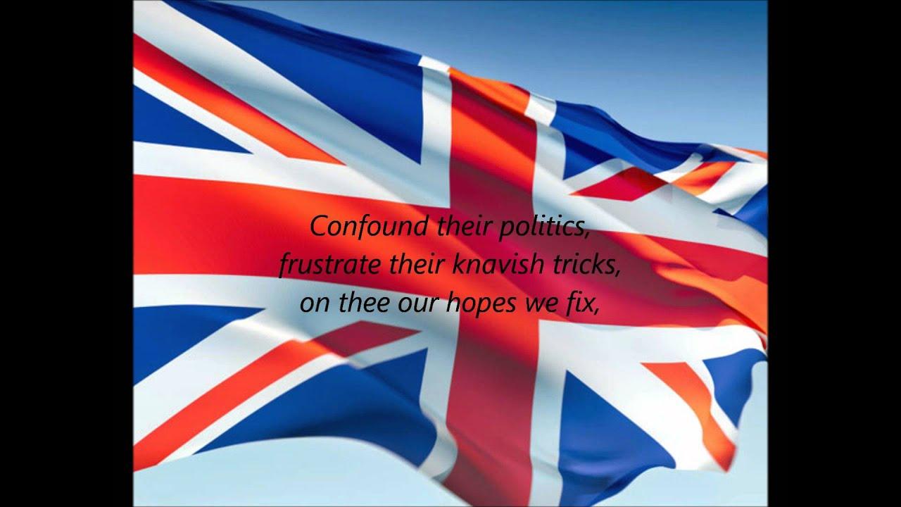 British National Anthem -