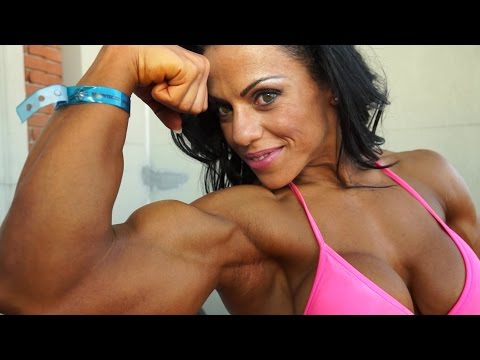 Mavi Gioia, one of the most beautiful female bodybuilder ever from YouTube · Duration:  3 minutes 6 seconds
