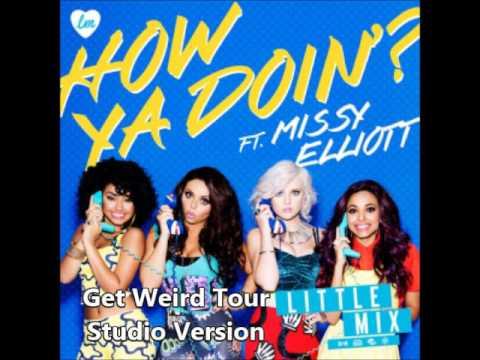 Little Mix - How Ya Doing (GWT Studio Version)