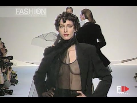 CHRISTIAN DIOR Fall 1994/1995 Paris – Fashion Channel
