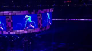 Houston rodeo 2018 Chris Stapleton broken halos. Lyrics in description.