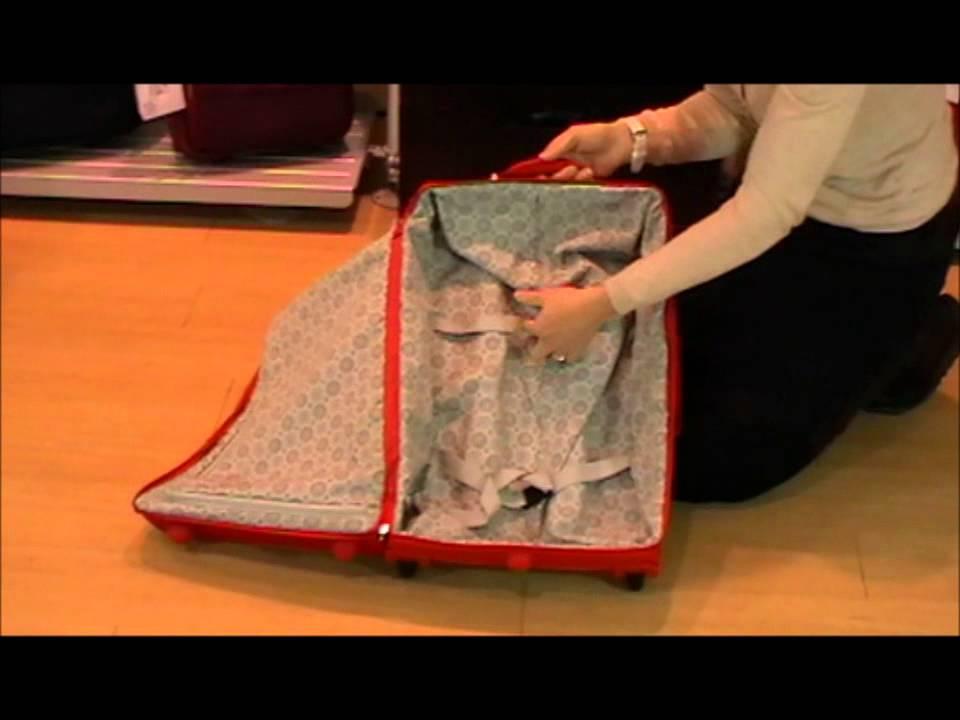 5c116507326 Kipling Teagan S luggage - YouTube
