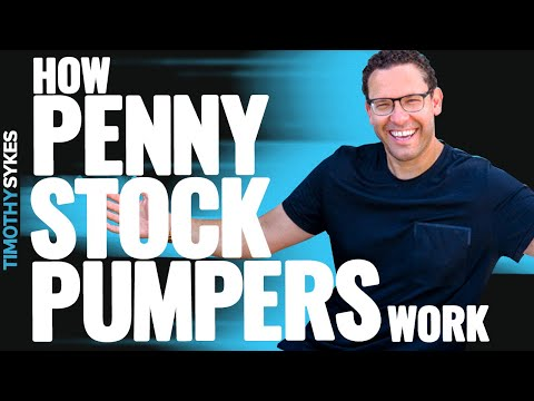 How Penny Stock Pumpers Work