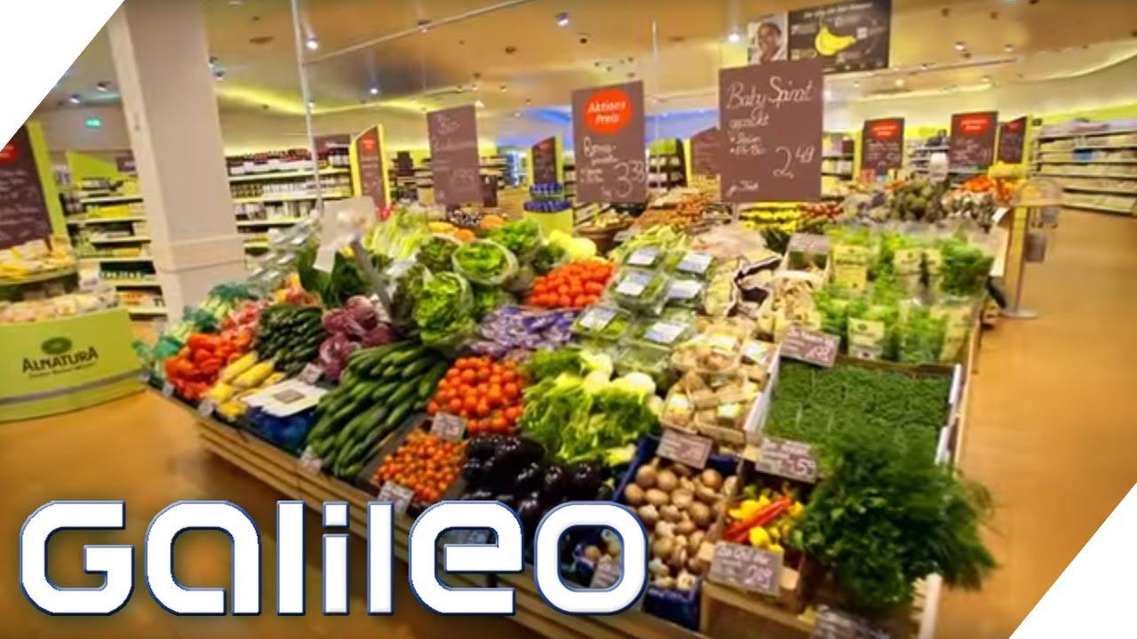 Günstige Bio-Produkte? Alnatura im Check | Galileo | ProSieben