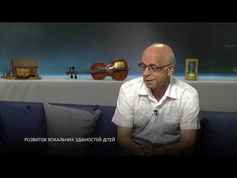 Телеканал UA: Житомир: Розвиток вокальних здібностей дітей_Ранок на каналі UA: ЖИТОМИР 24.05.19
