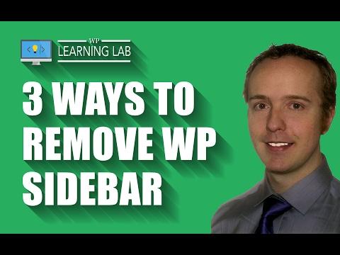 remove-wordpress-sidebar-in-avada,-divi-&-2017-theme-|-wp-learning-lab