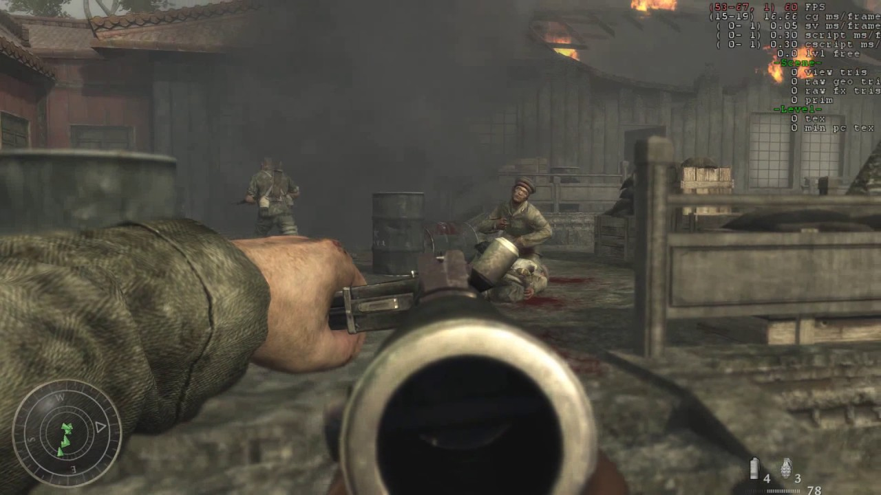 Call of Duty World at War 2 Gameplay - YouTube