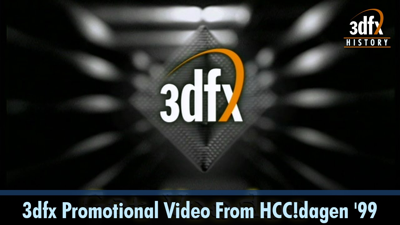 3Dfx ProMotion Video Accelerator Last