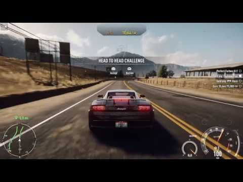 NEED FOR SPEED (5) PS4 BY MINECRAFT ZOMBIE (Copy right music mute)