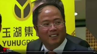 中国富商黄向墨入籍遭拒永居被撤 难回悉尼