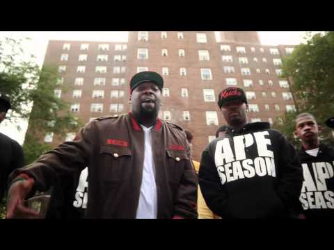 """RON BROWZ FEAT HERB MCGRUFF """"APE"""" (OFFICIAL VIDEO)"""