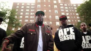 "RON BROWZ FEAT HERB MCGRUFF ""APE"" (OFFICIAL VIDEO)"