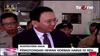 Video Kontroversi AHOK Larangan Menyembelih dan Menjual Hewan Korban di Jakarta ~ Berita Terkini download MP3, 3GP, MP4, WEBM, AVI, FLV Juli 2018