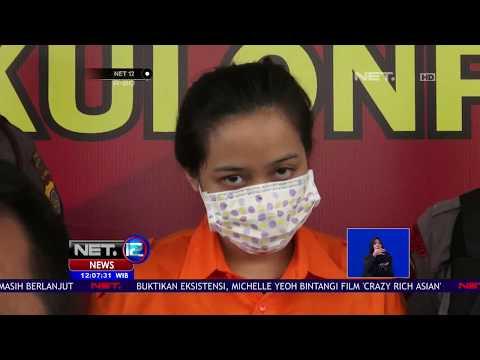 Pedangdut Lokal Xena Xenita Tertangkap Polisi - NET 12