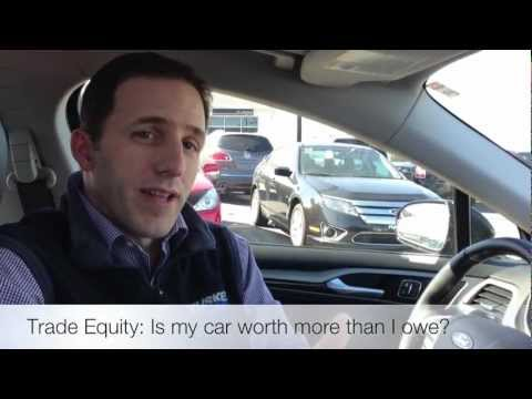 Leasing FAQ Question 1 In A Lease, Do I Still Have Trade Equity?