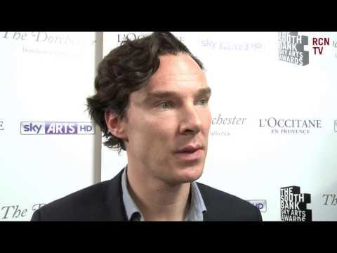 Benedict Cumberbatch explains why Sherlock & Watson Love Each Other